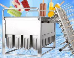 Schweißstäbe online-Edelstahl Eis am Stiel Eis Formen Eis am Stiel Schimmel 40 Stück gewerbliche Nutzung Plasma-Roboter Schweißen von hoher Qualität mit Stifthalter LLFA