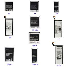 2019 pilas bl 5c Batería del teléfono celular caliente para Samsung s3, s4, s5, s6, s7, Note2 3 4 5, s3 s4 mini, 5830,9070,9082, Z1 2, G850,9100, BA900,7508,9150, BA800 de repuesto