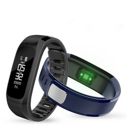 Wholesale Pulse Vibration - 2018 Hot Sell UP9 Smart Bracelet Fitness Tracker Step Counter Activity Monitor Band Alarm Clock Vibration Wristband for Iphone Android Phone
