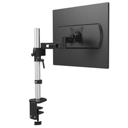 "Wholesale rack mount display - HONGHUA 13""-27"" Computer Desktop Clamping LCD LED Monitor Holder Arm Mount Free Lifting Rotary Display Stand Rack Loading 8kgs"
