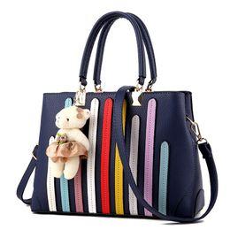 Wholesale Leather Purses Small Cheap - 6 Colors Crossbody Handbags Black Shoulder Bag For Women Cheap Designer Handbags Messenger Bag Strap Leather Purses And Handbags