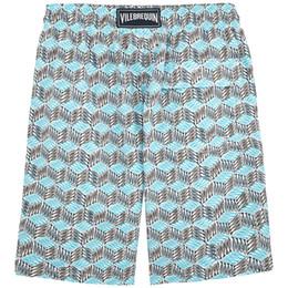 514a7ed847ec8 Board shorts men summer swimwear mens joggers bodybuilding short plavky man  brand surf bathing suit men's swimming gym