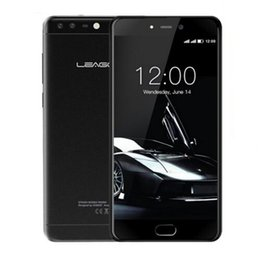 Wholesale phablet phones - Leagoo T5C Smartphone Android 7.0 5.5'' 4G Phablet SC9853 Octa Core 1.8GHz 3GB 32GB Dual Rear Cam Moblie Phone