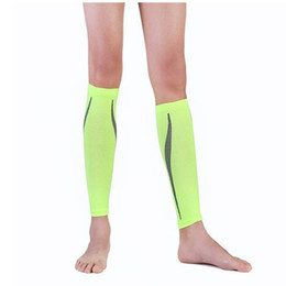 16b9d39588876c Compression Sport Running Socks Crural Sheath Pressure Socks Leggings  Running Leg Protection Outdoor Basketball