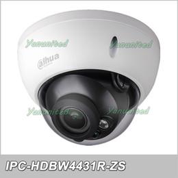 Dahua IPC-HDBW4431R-ZS H.265 PoE 4MP 50M IR IP67 2.8mm-12mm Lente motorizada HDBW4431R-ZS Cámara domo en red desde fabricantes