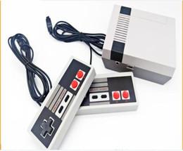 Argentina ¡¡CALIENTE!! Mini TV Puede almacenar 620 GameS Console Video Handheld para consolas de juegos NES con cajas de venta al detalle DHL Suministro
