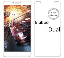 Bluboo для мобильного телефона онлайн-Ультратонкое закаленное стекло Bluboo Dual Передняя защитная пленка для мобильного телефона Bluboo Dual Взрывозащищенное стекло для защитной пленки