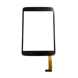 Tablette pc 7,85 zoll online-Neuer 7,85 Zoll Touch Screen Analog-Digital wandler für Tablette PC Sunstech TAB785DUAL Freies Verschiffen