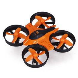 Wholesale Helicopter Axis - FuriBee F36 Mini UFO Quadcopter Drone 2.4G 4CH 6-Axis Headless Mode Remote Control Toys Nano RC Helicopter RTF Mode2