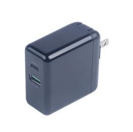 Adaptador de energia 36W PD QC 3.0 FCP QC3.0 Carregador Tipo-C para Macbook iPhone, iPad Air / Pro / Mini de Fornecedores de componentes quadcopter