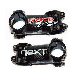 17-grad-fahrrad-carbon-stämme Rabatt Freies Verschiffen RACE FACE Next AlloyCarbon Rennrad Ständer MTB Fahrrad Teile 6 Grad Fahrrad Vorbau