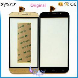 x touch mobilen zoll Rabatt SYRINX 3 m Stcikers 5,5 zoll Handy Touchscreen Panel Touchscreen Für Umi Rom X Touch Panel Digitizer Frontglas Sensor
