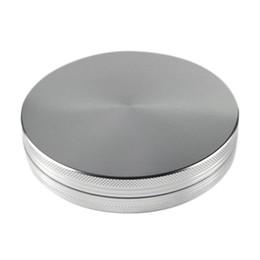 Smerigliatrice di erbe d'argento di colore delle parti della smerigliatrice di alluminio di Grinder 2 di 100mm di Formax420 da