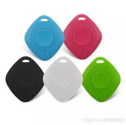 Canada Mini Bluetooth 4.0 Trackers Alarme iTag Key Finder Enregistrement de la voix Anti-perdu Tracker Selfie Shutter Pas de GPS Tracker Pour Smartphone Offre