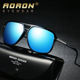 Wholesale Beach Sunglasses Aviator - 2018 new fashion designer sunglasses for men women aviator luxury brand sunglass mens womens brand sun glasses simple style good quality