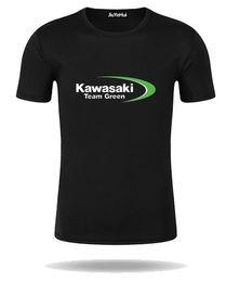 Wholesale Ninja Red - Men's T-shirts Kawasaki Ninja Man T Shirt Cotton Short Sleeve O Neck Kawasaki Tshirt Boy Tee-shirt 2018 Best Selling Kawasaki Tshirt