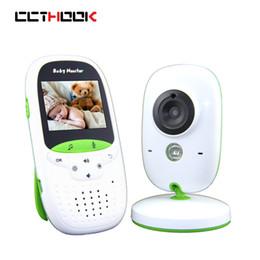 CCTHOOK Moniteur vidéo pour bébé 2.4G sans fil avec 2,4 pouces LCD 2 voies Audio Talk Night Vision Surveillance Caméra de sécurité ? partir de fabricateur