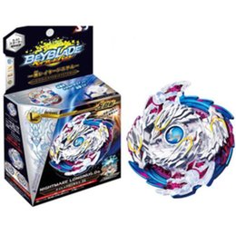 Wholesale bamboo drawings - Beyblade Burst B-97 Nightmare Longinus.Ds Funsion 4D With Launcher Spinning Top