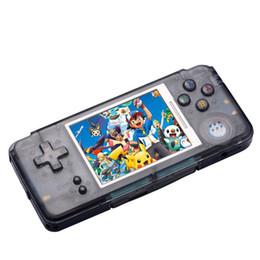 2019 jeu de console gb 8 Go 16 Go de consoles de jeu portables CoolBaby RS-97 Lecteur classique de jeux portable CP1 CP2 NOTGEO GBA FC SFC MD GB SMSC GBC GG Consoles de jeux promotion jeu de console gb