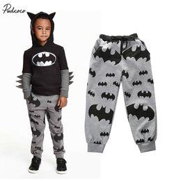 Harem ropa para niños online-2015 nuevos pantalones casuales Sport Clothes Cool Boys niños pantalones de dibujos animados 2-7T