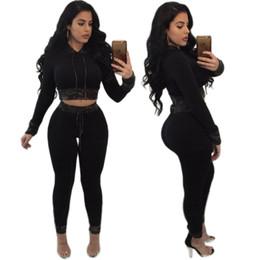 Wholesale Women Sexy Jumpsuits Wide Leg - Unique Design Two Piece Sexy Jumpsuit Women Black Full Length Overalls Hollow Bodysuit Body Femme