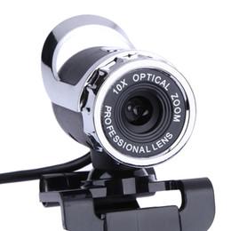 Argentina Cámara web de 360 grados Cámara de 12 megapíxeles CMOS 10X Optocal Zoom Clip en computadora Lente profesional para computadora portátil para Skype cheap clip zoom lens Suministro