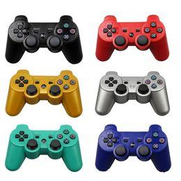 2018 Gamepad Bluetooth wireless SIX AXIS Controle per controller PS3 Playstation 3 dualshock gioco Joystick play station 3 da controllore assi fornitori