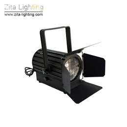 sound equipment wholesalers Promo Codes - 2Pcs Lot Zita Lighting LED COB Par Lights 200W Stage Lighting Par Cans Bando Strobe Wall Washer Equipment Fixture DJ Disco Theater Effect