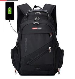a14ac3888eb4 MAGIC UNION Children School Bags boy Backpacks Brand Design Teenagers Best  Students Travel Usb Charging Waterproof Schoolbag