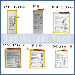 Wholesale battery huawei - Genuine Original High Quality Battery Replacement For Huawei P8 P9 P10 P8 Lite P9 Lite P9 Plus Mate 8 Mate 9 Y6 Y5 II Y6 II Free Shipping