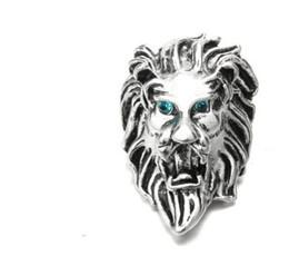 Venta caliente 2019 nuevo león para el regalo 20 unids / lote DIY retro impresionante 18 mm noosa charm botón a presión joyería broche de accesorios de la joyería broche de ajuste desde fabricantes