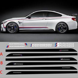 Car skirting online-Adesivi personalizzati per BMW 205 Car Styling X1 X3 X5 X6 M3 M5 M Adesivi personalizzati