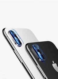 Objectifs de caméra de film en Ligne-SIANCS Film lentille Pour Apple iphoneX Pour XS Pour XS Max Verre Trempé Caméra Objectif Protecteur Couverture Arrière Protecteur