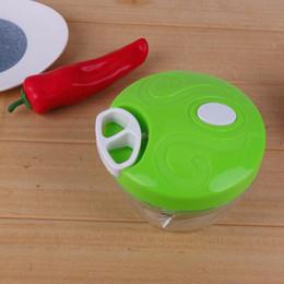 Canada Manuel Alimentaire Hachoir Ménage Légumes Chopper Shredder Robot Alimentaire Machine À Viande Crusher Mélangeur Cuisine Outils Pour Légumes supplier food blenders Offre