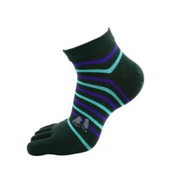 Wholesale Feet Sleeping - Wholesale-Sleeping Health Foot Care Massage Toe Socks Five Fingers Toes Compression Treatment of Bending Deformation for women Sock #OR