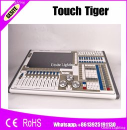 Wholesale Controller Software - Tiger Touch Controller Stage Light Console Titan Software Flight Case Packing