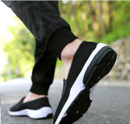 Wholesale Arrival Activities - 2018 New Arrival Men Running Shoes Lace Up Sport Shoes Outdoor Walking Activities Sneakers Comfortable Athletic Shoes For Men