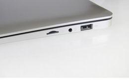 tableta 1366x768 Rebajas 2018 a estrenar 1 unids 14.1 pulgadas de la computadora portátil Windows 10 2G RAM 32G emmc Ultrabook Tablet PC portátil almohadilla