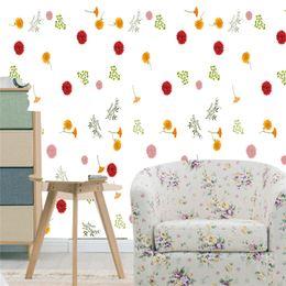 2018 Tapete Wandmalerei 3d Natur 3D Benutzerdefinierte Foto Größe Tapeten  Blumen Moderne Blumen Nature Walls Papiere