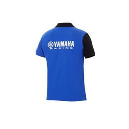 Argentina Deportes de ocio de alta calidad de los hombres deportes de golf POLO algodón camiseta bule para yamaha MOTOGP polo t-shirt Suministro