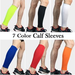 Wholesale Medical Supports - High Elastic 7 Color Calf Sleeve Compression Calf Sleeves Medical Grade Custom Logo Breathable Support FBA Drop Shipping G439S