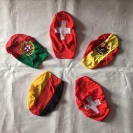 2019 weltcup-dekorationen 2018 Russland World Cup Spiegel Sleeve Banner Dekoration Auto Spiegel Abdeckung Olympischen Spiel Nationalflagge Für Fußballfans 5cg WW rabatt weltcup-dekorationen