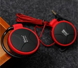 Wholesale Ear Plugs Bluetooth - Hot pin Q940 1.2 meter sponge set heavy bass stereo MP3 headset sports ear plug type headset