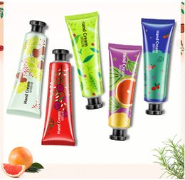 Canada Set de crème pour les mains à saveur de plantes Hot Sale Set de crème de soin pour les mains hydratant Hydra Hydratant à mains Offre