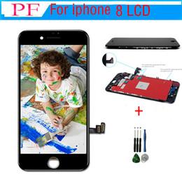 fabbrica di iphone di apple Sconti Prezzo di fabbrica Grado A +++ Schermo LCD di qualità 3D Touch per iPhone 8 Display LCD Touch Digitizer Assembly Riparazione di ricambio con strumenti
