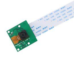 Raspberry Pi Camera B + (B Plus) 5-мегапиксельная веб-камера Модуль камеры для Raspi 3B / 2B от