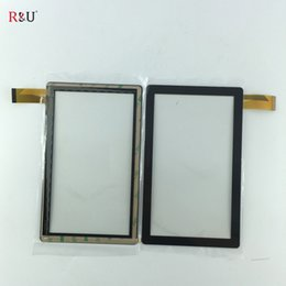 "Wholesale Tablet Pc Mid A13 Q88 - New 7"" inch capacitive Touch Screen panel Digitizer glass MID sensor External screen For Allwinner A13 A23 A33 Q88 Q8 Tablet PC"