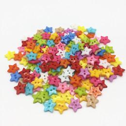 1000pcs boutons 12 / 15mm deux trous en plastique en forme d'étoile pour la main cadeau boîte scrapbook artisanat bricolage couture accessoires décoration ? partir de fabricateur