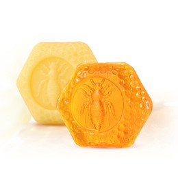 2018 vendita calda Soap Bar Quad-Milled per una schiuma liscia ricca di miele e bar di sapone corpo propoli da detergenti naturali fornitori