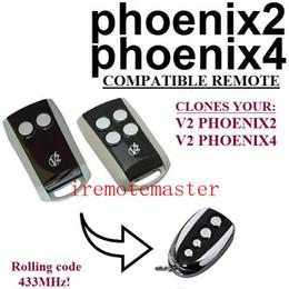 corte de vado Desconto Substituição do controle remoto V2 PHOENIX2 / 4